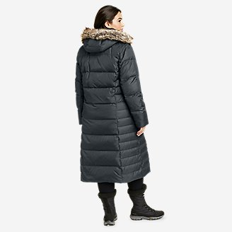 Thumbnail View 2 - Women's Lodge Down Duffle Coat