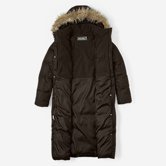 Thumbnail View 3 - Women's Lodge Down Duffle Coat