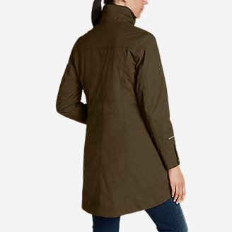 Thumbnail View 2 - Women's Eastside 3-In-1 Trench Coat