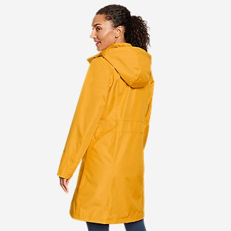 Thumbnail View 2 - Women's Girl on the Go® Trench Coat