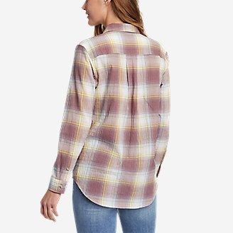 Thumbnail View 2 - Women's Packable Long-Sleeve Shirt
