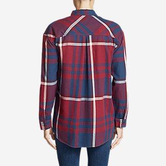 Thumbnail View 2 - Women's Stine's Favorite Flannel Boyfriend Shirt