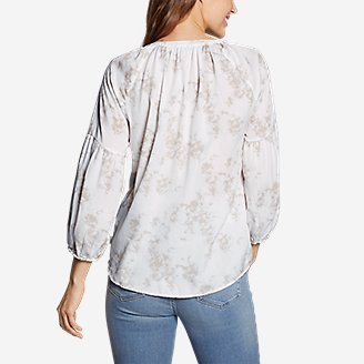 Thumbnail View 2 - Women's Tranquil Long-Sleeve Top
