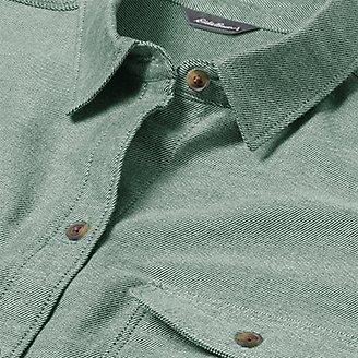 Thumbnail View 3 - Women's Firelight Flannel Shirt - Solid