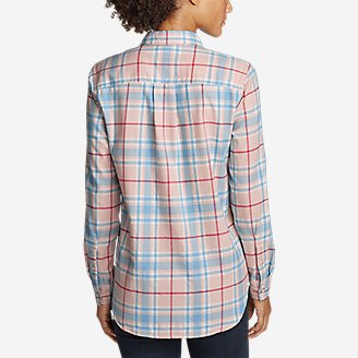 Thumbnail View 2 - Women's Stine's Favorite Flannel Shirt - Boyfriend