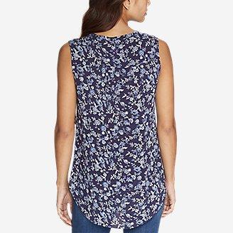 Thumbnail View 2 - Women's Sunrise Sleeveless Popover Shirt