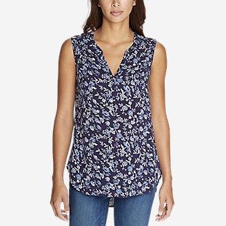 Thumbnail View 3 - Women's Sunrise Sleeveless Popover Shirt