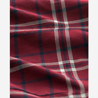 Thumbnail View 3 - Women's Stine's Favorite Flannel Shirt - Plaid