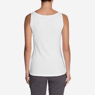 Thumbnail View 2 - Women's Lookout 2x2 Rib Tank Top