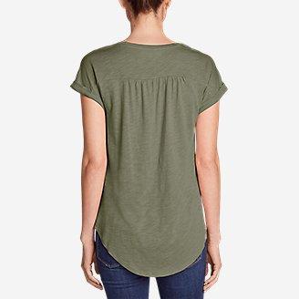 Thumbnail View 2 - Women's Gatecheck Tunic T-Shirt