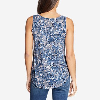 Thumbnail View 2 - Women's Ravenna Tank Top - Print