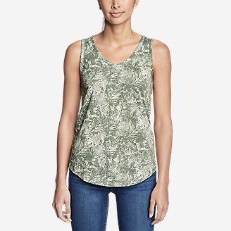 Thumbnail View 3 - Women's Ravenna Tank Top - Print