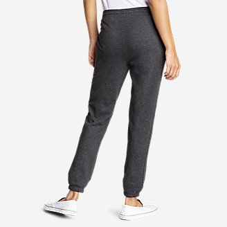 Thumbnail View 2 - Women's Camp Fleece Jogger Pants
