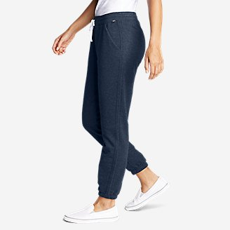 Thumbnail View 3 - Women's Camp Fleece Jogger Pants
