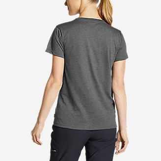 Thumbnail View 2 - Women's Graphic T-Shirt - Evergreen Pass