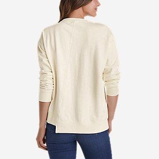 Thumbnail View 2 - Women's Americana Sweatshirt - Star