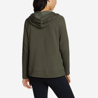 Thumbnail View 2 - Women's Everyday Enliven Pullover Lace-Up Hoodie