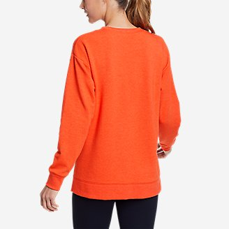 Thumbnail View 2 - Women's Motion Cozy Camp Long-Sleeve Tunic
