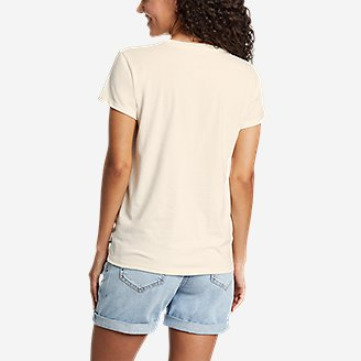 Thumbnail View 2 - Women's Graphic T-Shirt - Outdoor Geo