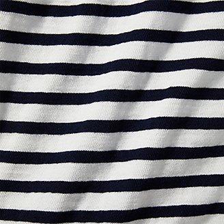 Thumbnail View 3 - Women's Safari Duofold Pullover -Stripe
