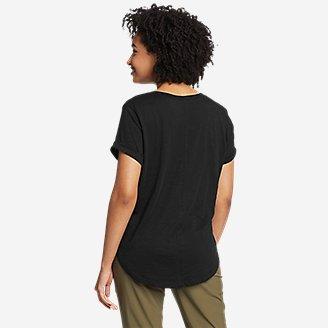 Thumbnail View 2 - Women's Gate Check Short-Sleeve T-Shirt