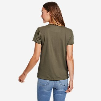 Thumbnail View 2 - Women's Graphic T-Shirt - Great Outdoors
