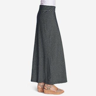 Thumbnail View 3 - Women's Kona Maxi Skirt - Stripe