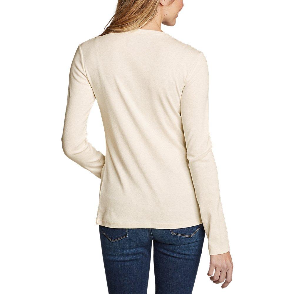 Eddie-Bauer-Women-039-s-Favorite-Long-Sleeve-Crewneck-T-Shirt thumbnail 33