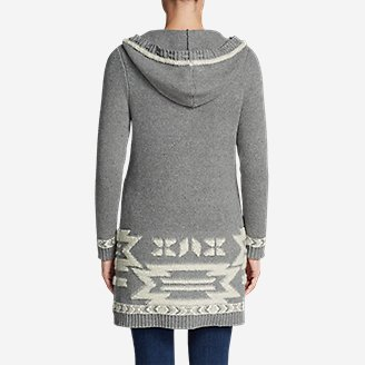 Thumbnail View 2 - Women's Mount Houghton Sweater Coat