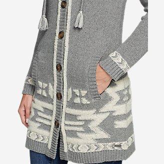 Thumbnail View 3 - Women's Mount Houghton Sweater Coat