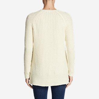 Thumbnail View 2 - Women's Aurora Long Pullover Sweater