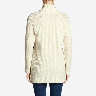 Thumbnail View 2 - Women's Aurora Turtleneck Sweater