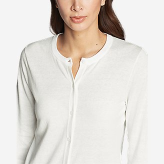 Thumbnail View 3 - Women's Christine Tranquil Cardigan Sweater