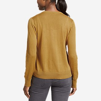 Thumbnail View 2 - Women's Christine Tranquil Cardigan Sweater