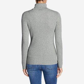 Thumbnail View 2 - Women's Medina Turtleneck Sweater