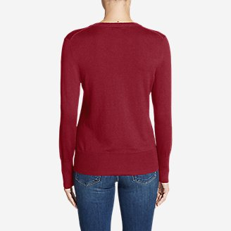 Thumbnail View 2 - Women's Christine Cardigan Sweater - Solid