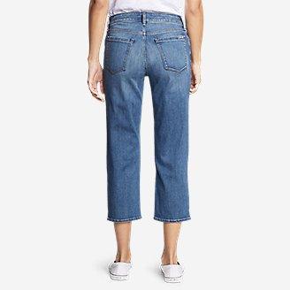 Thumbnail View 2 - Women's Elysian Crop Jeans - Curvy