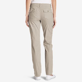 Thumbnail View 2 - Women's Adventurer® Stretch Ripstop Cargo Pants - Slightly Curvy