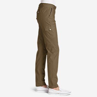 Thumbnail View 3 - Women's Adventurer® Stretch Ripstop Cargo Pants - Slightly Curvy
