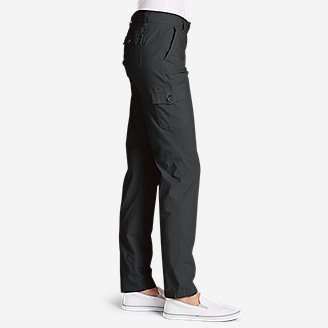 Thumbnail View 3 - Women's Adventurer® Stretch Ripstop Cargo Pants - Slightly Curvy