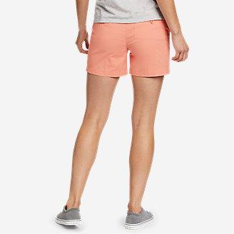 "Thumbnail View 2 - Women's Willit Stretch Legend Wash Shorts - 5"""