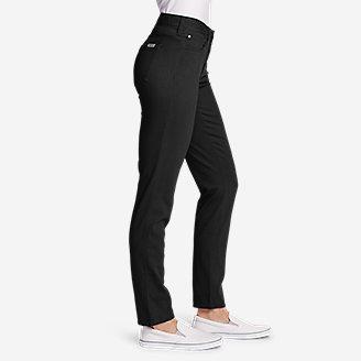 Thumbnail View 3 - Women's Elysian Slim Straight Jeans - Color - Slightly Curvy