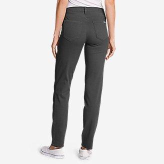 Thumbnail View 2 - Women's Elysian Slim Straight Jeans - Color - Slightly Curvy