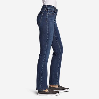 Thumbnail View 3 - Women's Elysian Baby Boot Jeans - Slightly Curvy