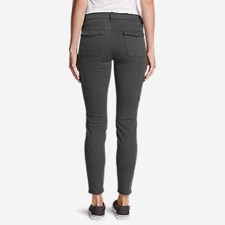 Thumbnail View 2 - Women's Elysian Skinny Cargo Pants - Color, Slightly Curvy