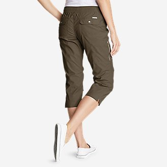 Thumbnail View 2 - Women's Exploration Capris