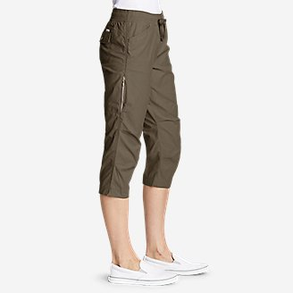 Thumbnail View 3 - Women's Exploration Capris