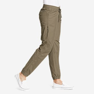 Thumbnail View 2 - Women's Exploration Jogger Pants
