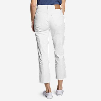 Thumbnail View 2 - Women's Original High-Rise Stovepipe Crop Jeans