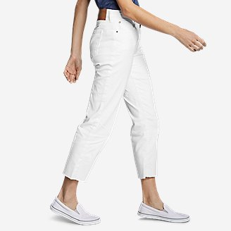 Thumbnail View 3 - Women's Original High-Rise Stovepipe Crop Jeans
